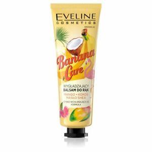 Eveline Smoothing hand balm, Mango + shea butter, 50ml