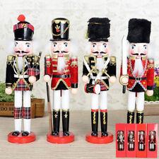 Soldato Schiaccianoci di Natale in Legno 30 cm Decorazioni Natalizie ( 1 Pezzo )