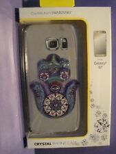 NEW Swarovski Crystals Phone Case fits Samsung Galaxy S7 Cell Phone