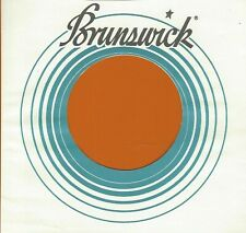 BRUNSWICK USA REPRODUCTION RECORD SLEEVE PACK OF 10