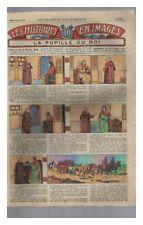 les HISTOIRES EN IMAGES 1929 N°  670 LA PUPILLE DU ROI