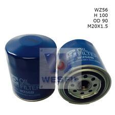 WESFIL OIL FILTER FOR Mitsubishi Sigma 1.6L, 1.9L, 2.0L, 2.6L 1977-1986 WZ56