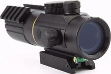 Tactical Military 3x42 Red Dot Sight Reflex Rifle Socpe for Hunting