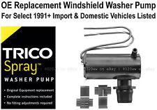 Windshield / Wiper Washer Fluid Pump - Trico Spray 11-607