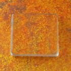 "50 QTY - 25mm 1"" Inch PRO SQUARE Glass Photo Pendant Jewelry Cabochon Tile"