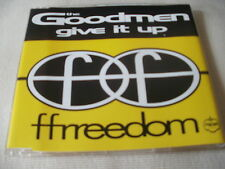 THE GOODMEN - GIVE IT UP - OLD SKOOL DANCE CD SINGLE
