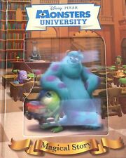 Disney Pixar Monsters University Magical Story