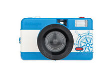 Lomography Fisheye One Nautica 35mm Point & Shoot Camera # 217 Fish Eye Lomo