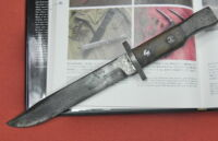 US Converted Canadian Canada WW2 Combat Fighting Knife ROSS Bayonet