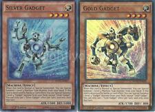 Yugioh Gadget Budget Deck - Silver Gadget - Gold Gadget - Gear Gigant - 48 Cards