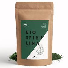 BioNutra® Spirulina Bio 250 g, pulverform, ohne Zusätze, rückstandskontrolliert