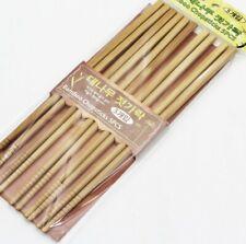 5 PAIRS Bamboo Chopsticks Japanese/Chinese Style Reusable Bamboo Chopsticks
