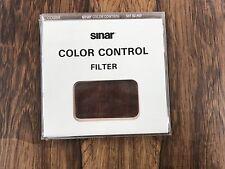 Sinar Color Control 100 Filter CC25R 547.92.403 #NEU#