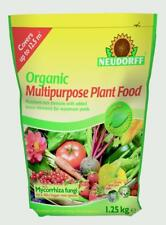 Neudorff 613666 Organic Multi Purpose Plant Food 1.25kg