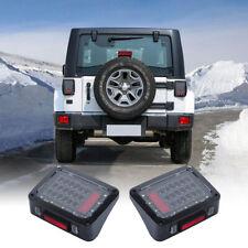 Rücklicht Bremslichtrückleuchten Abdeckung Rückleuchte Für Jeep Wrangler JK07-17