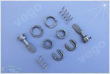 2x cerradura cilindro de bloqueo delantero Izquierdo & Derecho VW NEW BEETLE