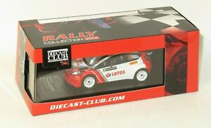 1/43 Ford Fiesta RS WRC  LOTOS  Rally Monte Carlo 2016  R.Kubica