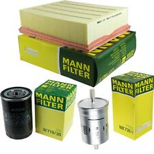 Mann Filtro Dell/'Olio Olio-vite AUDI a4 b7 8e 1.6 2.0 BJ 04-08