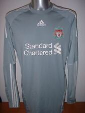 Liverpool Adidas GK XXL Player Spec Issue Techfit Shirt Jersey Soccer Football