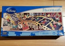 Disney Panoramas Puzzle Mickey Though the Years Mega Jigsaw Mouse New Sealed