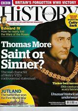 BBC History Magazine - May 2016