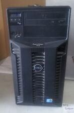 - Dell T310  PowerEdge server(E09S,JC4KT) DUAL CORE i3-540 CPU 8GB RAM, NO HDD