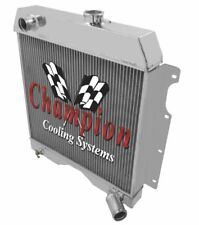 3 Row Ace Champion Radiator for 1954 - 1964 Willys Truck and Wagon