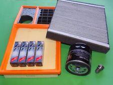 gr. Inspektionspaket Filterset Skoda Roomster & Fabia (5J) 1.4 16V 63kW/86PS