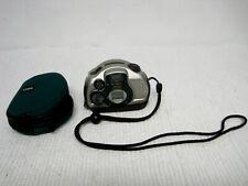 Canon ELPH Sport APS Point & Shoot Underwater Waterproof 23mm Camera w/Case