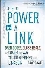 The Power in a Link: Open Doors, Close Deals, and