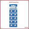 Piles boutons alcaline AG4 LR66 1.5V Everactive,  livraison rapide et gratuite !