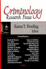 Criminology Research Focus - New Book Karen T. Froeling