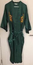 Vintage Silky men's & ladies fully lined Kimono/ Bathrobe  size XXL Brand New