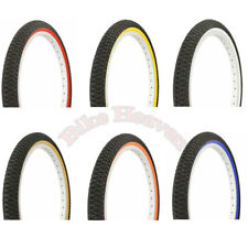 "NEW! Duro Bicycle Tire 20"" x 1.95"" BMX LOWRIDER FIXIE MTB CYCLING Bike Tire"