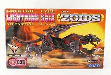 Zoids 035 Lightning Sykes F/S