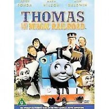 Thomas and The Magic Railroad 5051429100098 With Alec Baldwin DVD Region 2