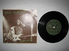 "NICK LOWE - CRUEL TO BE KIND - 7"" 45 rpm vinyl record"