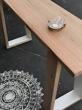 Modern Vic Ash Hall Table Console