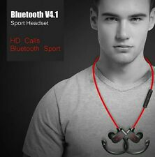 Wireless Stereo Bluetooth Sports Earphone with Mic Control Headphone
