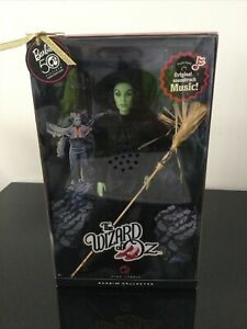 Mattel Barbie The Wizard Of Oz Wicked Witch 50th Anniversary Pink Label N6551