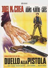 Duello Alla Pistola (Rimasterizzato In HD) DVD GOLEM VIDEO