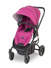 Valco 2015 Snap Ultra Tailor Made Single Stroller in Mulberry Wine Brand New!!