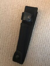 "Ex Police Nylon 21"" Baton/ASP Holder For 2"" Kit Belt. Used. 686."