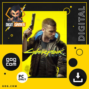 Cyberpunk 2077 - GOG.com / GOG Key - PC Game