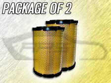 HEAVY DUTY AIR FILTER AF5091 FOR C&K SIERRA 1500 2500 3500 SUBURBAN PACKAGE OF 2