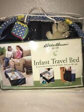 Eddie Bauer Infant Travel Bed New 19X30
