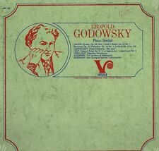 Leopold Godowsky- Piano Recital Chopin- Veritas VM 103- New Sealed $ 20.00