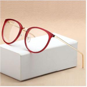 Fashion Optical Eyeglasses Frame myopia Full Rim Metal Women Spectacles Glasses