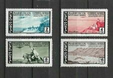 SPANISH MOROCCO 1952. Complete series 4 New stamps*.    Postal Museum   (6967)