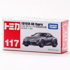 Tomica 1/60 TOYOTA GR Supra NO.117 Limited Edition MetalVehicle Model Car